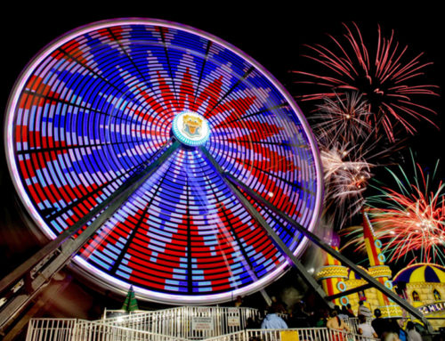 Rides & Midway Games Open Daily – COVID-19