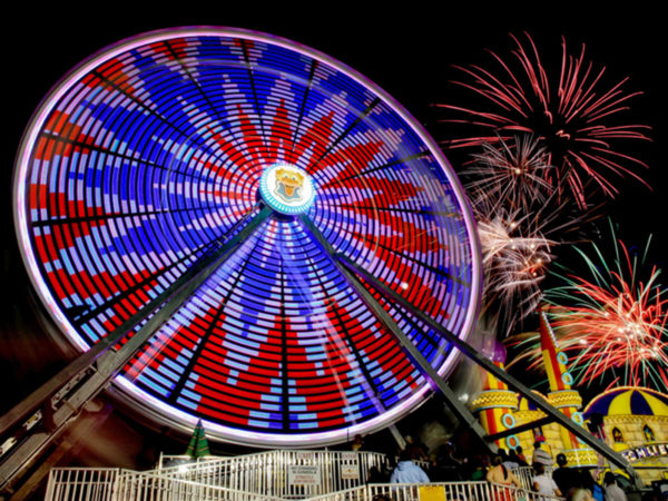 Electra Wheel | Palace Playland | Old Orchard Beach, ME