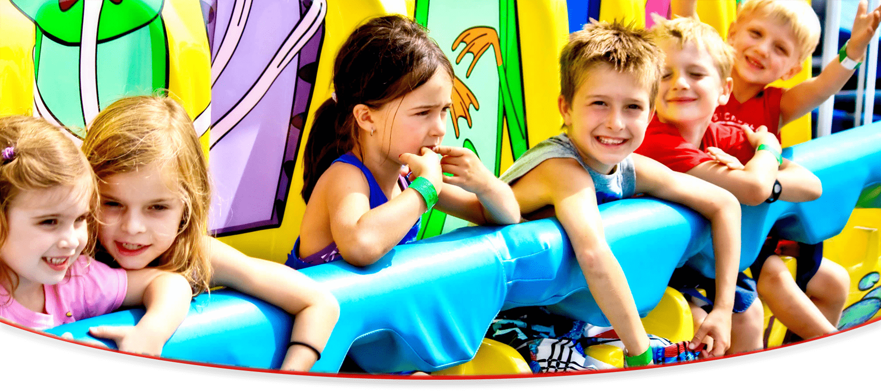 Home Page Slider | Frogger Group | Background | Palace Playland | Old Orchard Beach, ME